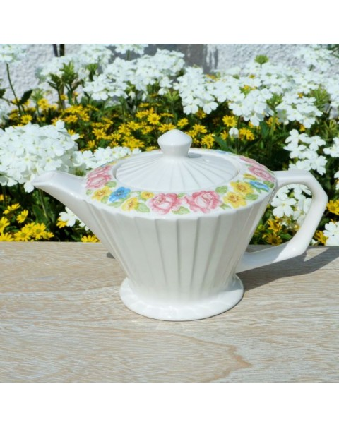 (OUT OF STOCK) SADLER TEA FOR ONE VINTAGE TEAPOT
